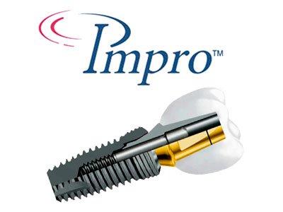 Зубные импланты Impro