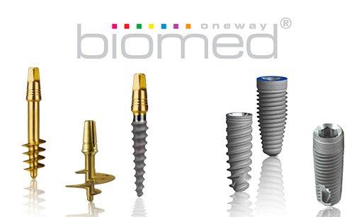 Oneway Biomed — бренд дентальных имплантов швейцарской компании Dr. Ihde Dental AG