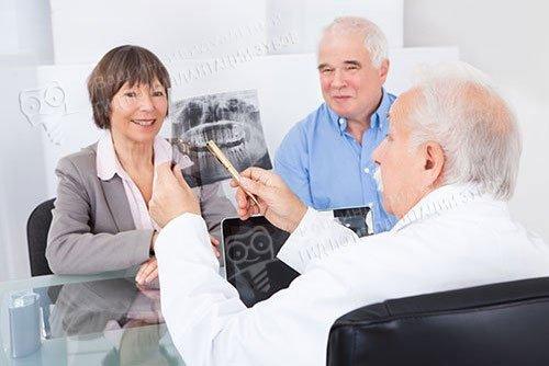 Подготовительный этап - первичная консультация специалиста