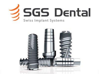 Зубные импланты SGS Dental System