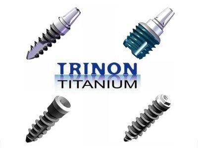 Зубные импланты Trinon